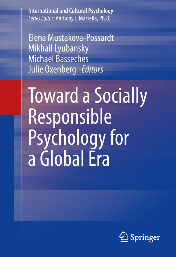Socially Responsible Psychology